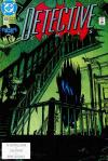 Detective Comics #630 comic books - cover scans photos Detective Comics #630 comic books - covers, picture gallery