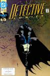 Detective Comics #632 comic books - cover scans photos Detective Comics #632 comic books - covers, picture gallery