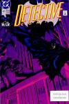 Detective Comics #633 comic books - cover scans photos Detective Comics #633 comic books - covers, picture gallery