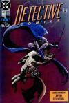 Detective Comics #637 comic books - cover scans photos Detective Comics #637 comic books - covers, picture gallery