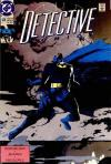 Detective Comics #638 comic books - cover scans photos Detective Comics #638 comic books - covers, picture gallery