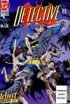 Detective Comics #639 comic books - cover scans photos Detective Comics #639 comic books - covers, picture gallery