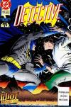 Detective Comics #640 comic books - cover scans photos Detective Comics #640 comic books - covers, picture gallery
