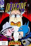 Detective Comics #642 comic books - cover scans photos Detective Comics #642 comic books - covers, picture gallery