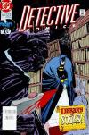 Detective Comics #643 comic books - cover scans photos Detective Comics #643 comic books - covers, picture gallery