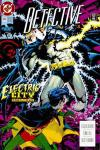 Detective Comics #644 comic books - cover scans photos Detective Comics #644 comic books - covers, picture gallery