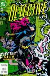 Detective Comics #646 Comic Books - Covers, Scans, Photos  in Detective Comics Comic Books - Covers, Scans, Gallery