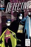 Detective Comics #647 comic books - cover scans photos Detective Comics #647 comic books - covers, picture gallery