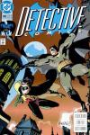 Detective Comics #648 comic books - cover scans photos Detective Comics #648 comic books - covers, picture gallery