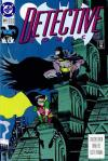 Detective Comics #649 comic books - cover scans photos Detective Comics #649 comic books - covers, picture gallery