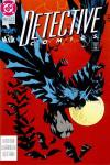 Detective Comics #651 comic books - cover scans photos Detective Comics #651 comic books - covers, picture gallery