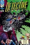 Detective Comics #654 comic books - cover scans photos Detective Comics #654 comic books - covers, picture gallery