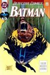 Detective Comics #658 Comic Books - Covers, Scans, Photos  in Detective Comics Comic Books - Covers, Scans, Gallery