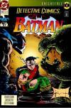 Detective Comics #660 Comic Books - Covers, Scans, Photos  in Detective Comics Comic Books - Covers, Scans, Gallery