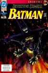 Detective Comics #662 comic books - cover scans photos Detective Comics #662 comic books - covers, picture gallery