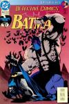 Detective Comics #664 comic books - cover scans photos Detective Comics #664 comic books - covers, picture gallery