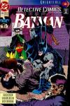 Detective Comics #665 Comic Books - Covers, Scans, Photos  in Detective Comics Comic Books - Covers, Scans, Gallery