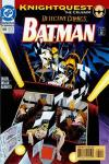 Detective Comics #669 comic books - cover scans photos Detective Comics #669 comic books - covers, picture gallery