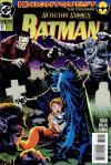 Detective Comics #671 comic books - cover scans photos Detective Comics #671 comic books - covers, picture gallery