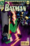 Detective Comics #672 Comic Books - Covers, Scans, Photos  in Detective Comics Comic Books - Covers, Scans, Gallery