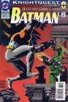 Detective Comics #674 comic books - cover scans photos Detective Comics #674 comic books - covers, picture gallery