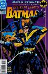 Detective Comics #677 comic books - cover scans photos Detective Comics #677 comic books - covers, picture gallery