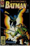Detective Comics #679 comic books - cover scans photos Detective Comics #679 comic books - covers, picture gallery