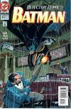 Detective Comics #684 Comic Books - Covers, Scans, Photos  in Detective Comics Comic Books - Covers, Scans, Gallery