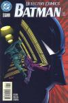 Detective Comics #697 comic books - cover scans photos Detective Comics #697 comic books - covers, picture gallery