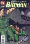 Detective Comics #698 Comic Books - Covers, Scans, Photos  in Detective Comics Comic Books - Covers, Scans, Gallery
