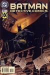 Detective Comics #704 comic books - cover scans photos Detective Comics #704 comic books - covers, picture gallery