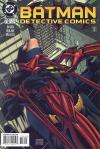 Detective Comics #712 comic books - cover scans photos Detective Comics #712 comic books - covers, picture gallery