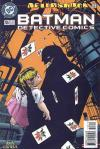 Detective Comics #726 comic books - cover scans photos Detective Comics #726 comic books - covers, picture gallery