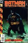 Detective Comics #730 comic books - cover scans photos Detective Comics #730 comic books - covers, picture gallery
