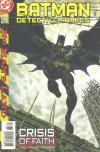 Detective Comics #733 comic books - cover scans photos Detective Comics #733 comic books - covers, picture gallery