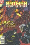 Detective Comics #734 comic books - cover scans photos Detective Comics #734 comic books - covers, picture gallery