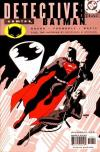 Detective Comics #756 comic books - cover scans photos Detective Comics #756 comic books - covers, picture gallery
