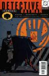 Detective Comics #757 comic books - cover scans photos Detective Comics #757 comic books - covers, picture gallery