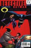 Detective Comics #762 comic books - cover scans photos Detective Comics #762 comic books - covers, picture gallery