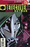 Detective Comics #763 comic books - cover scans photos Detective Comics #763 comic books - covers, picture gallery