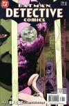 Detective Comics #778 comic books - cover scans photos Detective Comics #778 comic books - covers, picture gallery