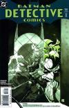 Detective Comics #781 comic books - cover scans photos Detective Comics #781 comic books - covers, picture gallery