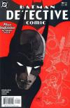 Detective Comics #785 comic books - cover scans photos Detective Comics #785 comic books - covers, picture gallery