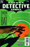 Detective Comics #786 comic books - cover scans photos Detective Comics #786 comic books - covers, picture gallery