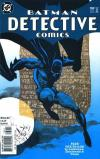 Detective Comics #789 comic books - cover scans photos Detective Comics #789 comic books - covers, picture gallery