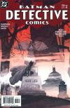 Detective Comics #790 comic books - cover scans photos Detective Comics #790 comic books - covers, picture gallery
