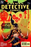 Detective Comics #794 comic books - cover scans photos Detective Comics #794 comic books - covers, picture gallery