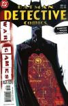 Detective Comics #797 comic books - cover scans photos Detective Comics #797 comic books - covers, picture gallery