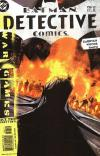 Detective Comics #798 comic books - cover scans photos Detective Comics #798 comic books - covers, picture gallery