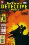Detective Comics #800 comic books - cover scans photos Detective Comics #800 comic books - covers, picture gallery